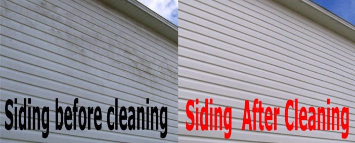 Pressure Cleaning Houses